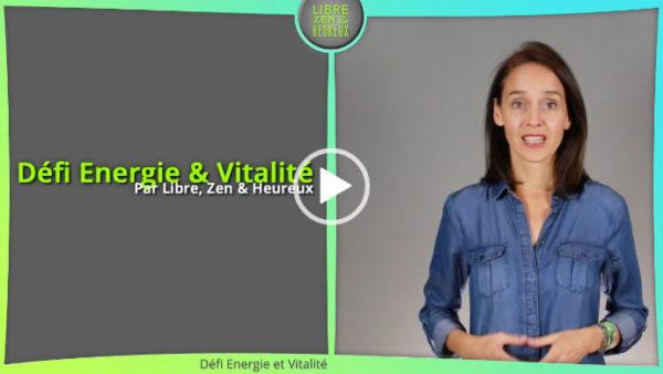 Vidéo Energie et Vitalité
